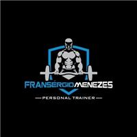 Fransérgio Menezes  / personal trainer ou Sergim Menezes, Logo e Cartao de Visita, Saúde & Nutrição
