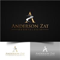 Anderson Zat, Logo e Cartao de Visita, Saúde & Nutrição