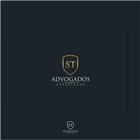 ST ADVOGADOS ASSOCIADOS, Logo, Advocacia e Direito