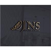 JNS Contabilidade, Logo e Cartao de Visita, Contabilidade & Finanças