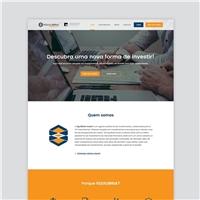 Equilibria Invest, Logo em 3D, Contabilidade & Finanças