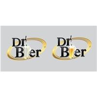 Doctor Bier  ou Dr. Bier, Logo e Cartao de Visita, Alimentos & Bebidas