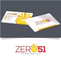 Zero51 Boutique de Frutas, Papelaria (6 itens), Alimentos & Bebidas