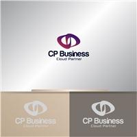 CP BUSINESS, Logo e Cartao de Visita, Consultoria de Negócios