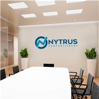 NYTRUS, Logo, Contabilidade & Finanças