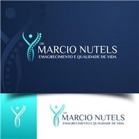 Dr. Marcio Nutels, Logo, Saúde & Nutrição