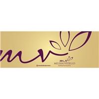 Melissa Vitiello - Dermatologista, Modernizar Logo, Saúde & Nutrição