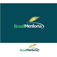 Brasil Mentoria, Logo e Cartao de Visita, Consultoria de Negócios