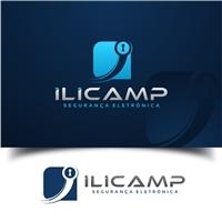 Ilicamp- segurança eletrônica, Logo, Segurança & Vigilância