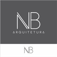 NB ARQUITETURA, Logo e Cartao de Visita, Arquitetura