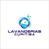 Lavanderias Curitiba, Logo, Limpeza & Serviço para o lar