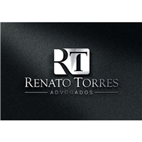 RENATO TORRES ADVOGADOS, Logo e Cartao de Visita, Advocacia e Direito