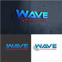 WAVE TELECOMUNICAÇÕES, Logo, Computador & Internet