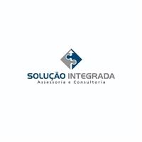 Solução Integrada Assessoria e Consultoria Ltda, Logo e Cartao de Visita, Consultoria de Negócios