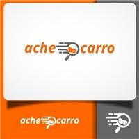 ACHE CARRO, Logo e Cartao de Visita, Automotivo