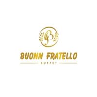 Buonn Fratello Buffet, Logo e Cartao de Visita, Alimentos & Bebidas