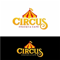 CIRCUS, Logo e Cartao de Visita, Alimentos & Bebidas