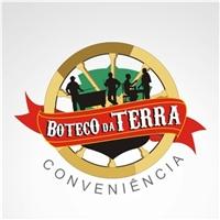 Conveniência e Boteco da Terra, Logo e Cartao de Visita, Alimentos & Bebidas
