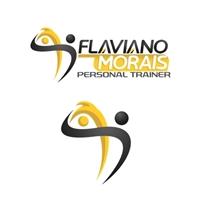 FLAVIANO MORAIS, Logo e Cartao de Visita, Saúde & Nutrição