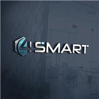 4Smart, Logo, Tecnologia & Ciencias
