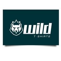 WILD, Logo, Roupas, Jóias & acessórios