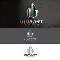 Vivaart Construções, Logo, Construção & Engenharia