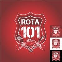 ROTA 101, Logo, Alimentos & Bebidas