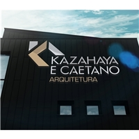 KAZAHAYA E CAETANO ARQUITETURA, Logo, Arquitetura