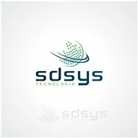sdsys, Logo e Cartao de Visita, Computador & Internet
