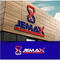 jemax, Logo e Cartao de Visita, Tecnologia & Ciencias