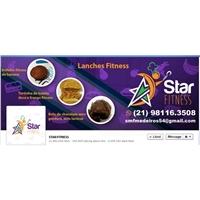 STAR FITNESS, Manual da Marca, Saúde & Nutrição