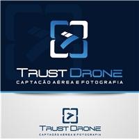 TrustDrone, Logo e Cartao de Visita, Fotografia