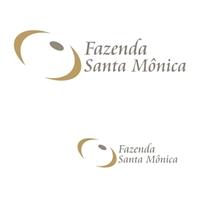 FAZENDA SANTA MÔNICA, Logo, Ambiental & Natureza