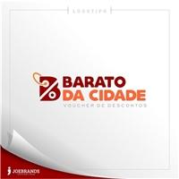 BARATO DA CIDADE, Logo, Computador & Internet
