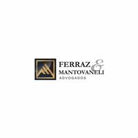 Advocacia Ricardo Henrique Ferraz e Lucimara Ap. Mantovaneli Ferraz, Logo e Cartao de Visita, Advocacia e Direito