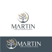 Martin - Consultoria e Treinamentos Ambientais, Logo e Cartao de Visita, Ambiental & Natureza