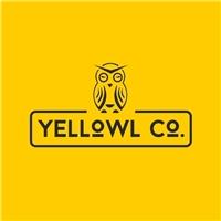 YellOwl Co., Logo e Cartao de Visita, Roupas, Jóias & acessórios