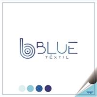 Blue Têxtil, Logo, Roupas, Jóias & acessórios