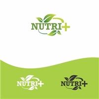 NUTRI +, Logo e Cartao de Visita, Saúde & Nutrição