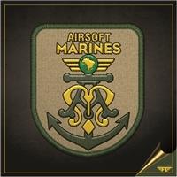 Airsoft Marines, Logo e Cartao de Visita, Outros
