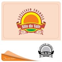LATICÍNIO COLONIA ALTO DO VALE, Logo, Alimentos & Bebidas