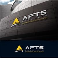 AFTS BALANÇAS , Logo e Cartao de Visita, Tecnologia & Ciencias