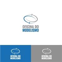 Oficina do modelismo, Logo e Cartao de Visita, Tecnologia & Ciencias