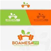 BoaMesa Fit - Delivery de Comida Saudável , Logo, Alimentos & Bebidas