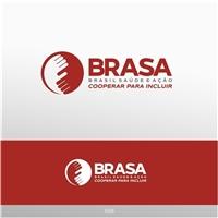 Brasil Saúde e Ação - BRASA, Logo e Cartao de Visita, Associações, ONGs ou Comunidades