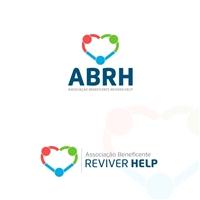 ASSOCIAÇÃO BENEFICENTE REVIVER HELP, Logo e Cartao de Visita, Associações, ONGs ou Comunidades