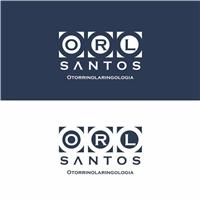 ORL SANTOS , Logo, Saúde & Nutrição