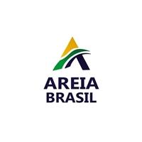AREIA BRASIL, Logo e Cartao de Visita, Construção & Engenharia