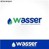 Wasser Válvulas sustentáveis, Logo, Consultoria de Negócios