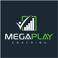 Megaplay Coaching, Logo e Cartao de Visita, Educação & Cursos